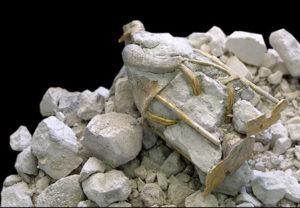 Décochage bronze, méthode cire perdue
